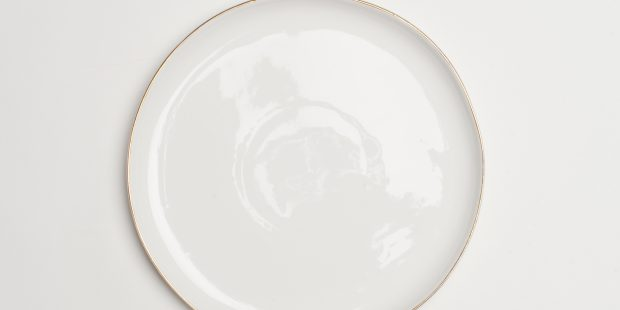Audrey Bread and Butter Plate