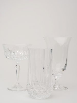 Vintage Crystal Glasses