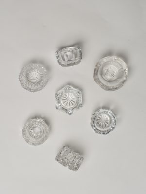 Antique Salt Cellars