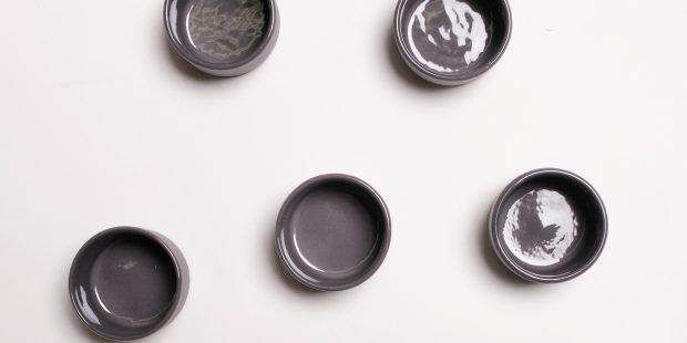 Slate Grey Salt Cellar