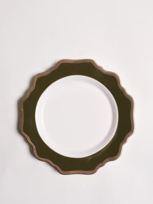 Anna Salad Plate