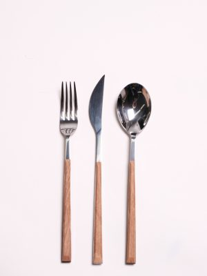 Birch Wooden Flatware