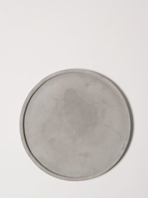 Concrete Serving Tray
